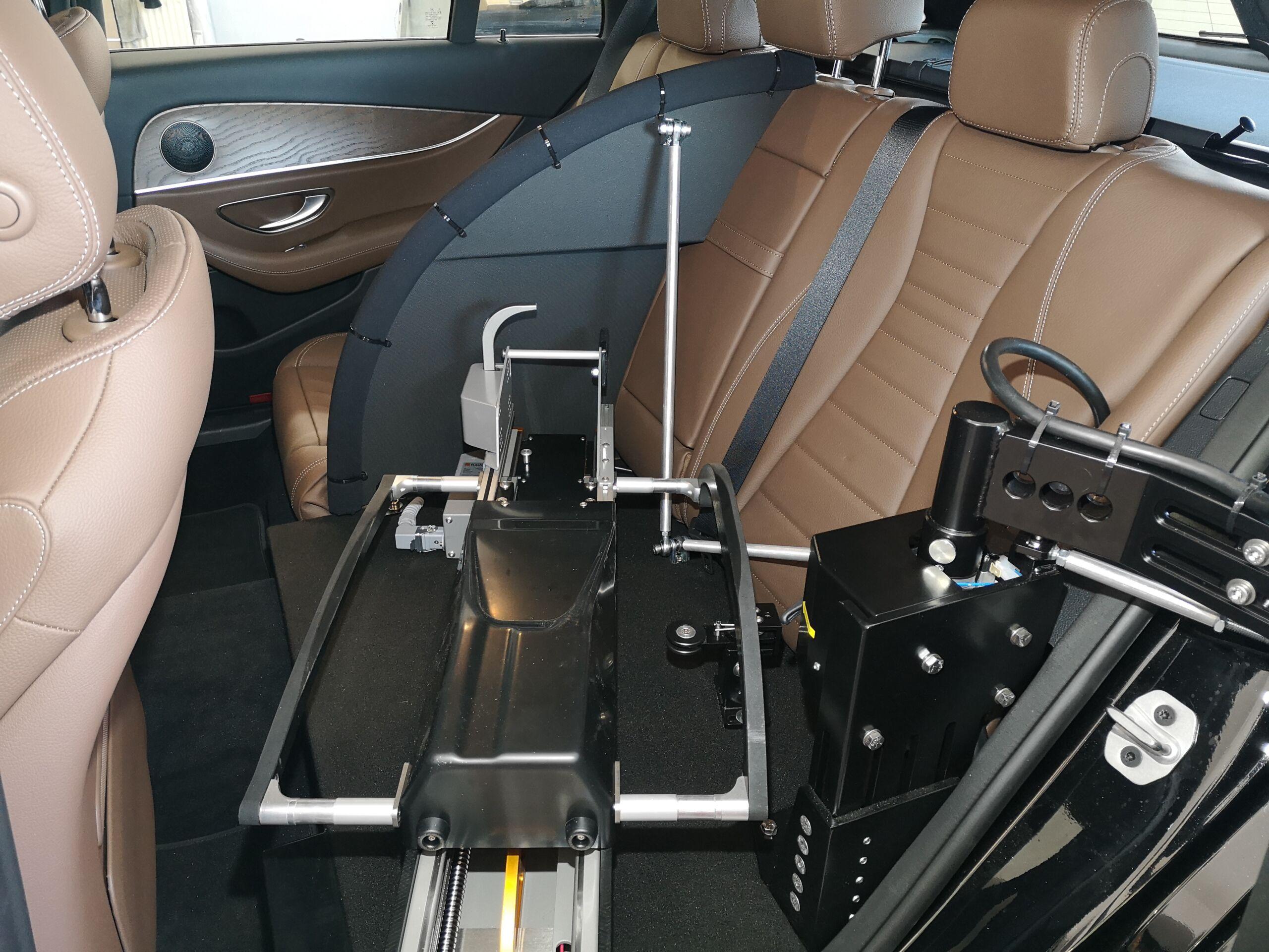 Rollstuhlverladesystem